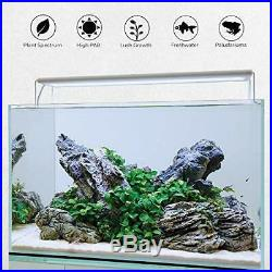 USA SereneSun LE PRO Freshwater Plant Aquarium LED Light with 24 Hour Timer Con
