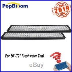 WIFI Dimmable LED Aquarium Lighting Fishes Plants LED Lamp For Freshwater Plant